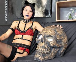 Fetish Lifestyle Live Cam Performer TiaraBlack